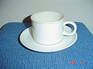 Wedgwood Midwinter Stonehenge White Cups