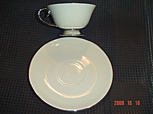 Flintridge Classic Cups And Saucers