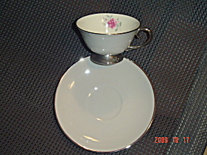 Flintridge Miramar Cups And Saucers
