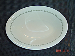 Pickard Greenbrier Oval Serving Bowl