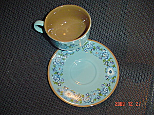 Taylor Smith & Taylor Co. Azura Cups And Saucers