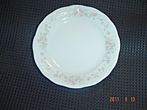 Johann Haviland Floral Splendor Bread And Butter Plates