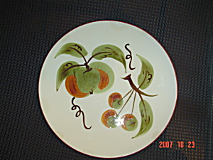 Stangl Orchard Song Lunch Plates