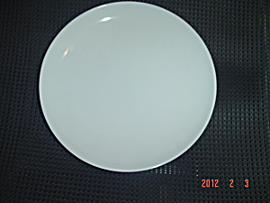 Pier 1 New Essentials Classic White Dinner Plates