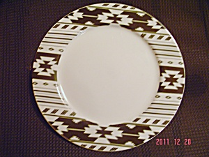 Mikasa Studio Nova Flash Dinner Plates