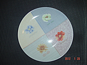 Mikasa Studio Nova Petite Bone Natural Quartet Salad Plates