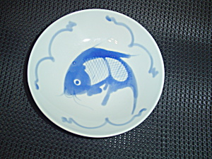 Canton Express Made In China Fish Dessert Bowls