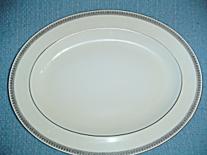 Royal Doulton Ravenswood Oval Serving Platter