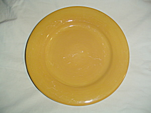 Artimino Ciao Ii Yellow Dinner Plates