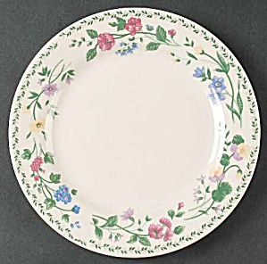 Farberware English Garden 4241 Dinner Plates