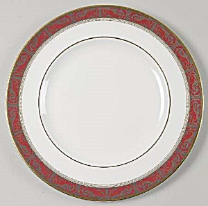 Royal Doulton Martinique Dinner Plateq
