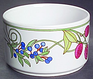 Dansk Umbrian Fruit Ramekin Oven To Table
