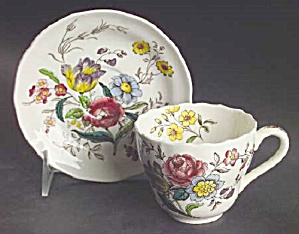 Spode Copeland Gainsbourough Saucers Only