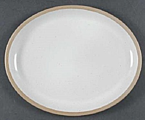 Wedgwood Midwinter Natural Small Oval Platter