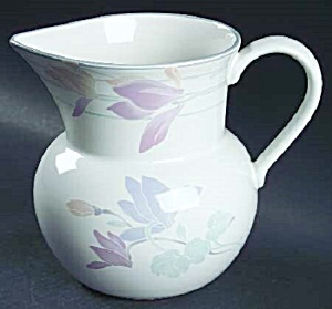 Mikasa Studio Nova Tender Bloom Serving Pitcher