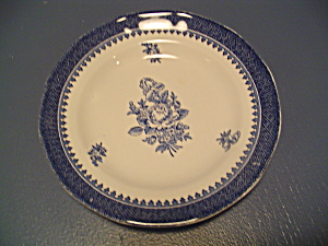 Wedgwood Springfield Bread And Butter Plates