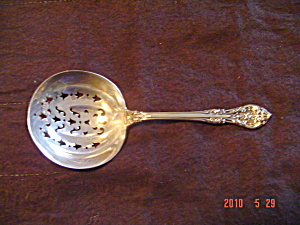 Gorham King Edward Bon Bon Sterling Silver Spoon