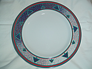 Dansk Winterfest Dinner Plates