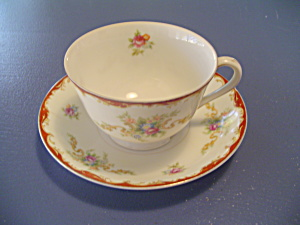 Harmony House Wembley Cup And Saucer