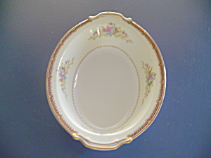 Noritake Mystery 179 Oval Serving Bowls