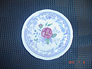 Spode-copeland Mayflower Small Bread And Butter Plates