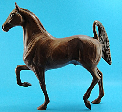 Hartland Plastics Woodcut Three Gaited Saddlebred