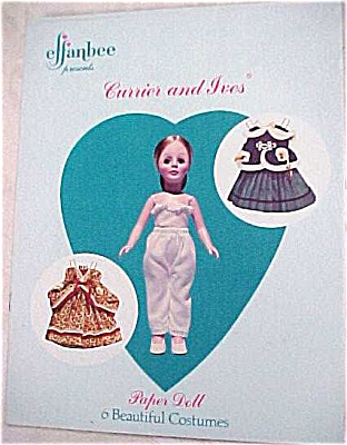 1979 Effanbee Currier & Ives Paper Doll