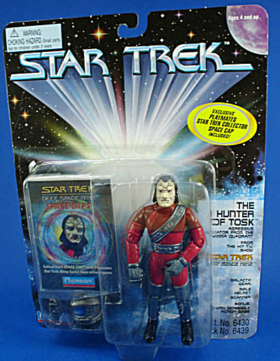 1995 Star Trek Tosk Action Figure