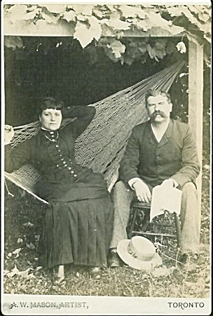 Cabinet Photo - Couple-book-hammock-arbor