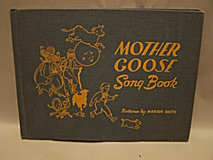 Mother Goose Song Book