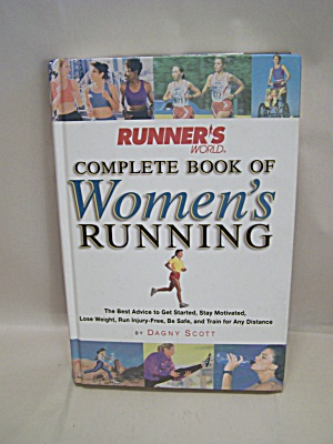 Complete Book Of Women's Running
