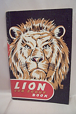 Lion Cub Scout Book
