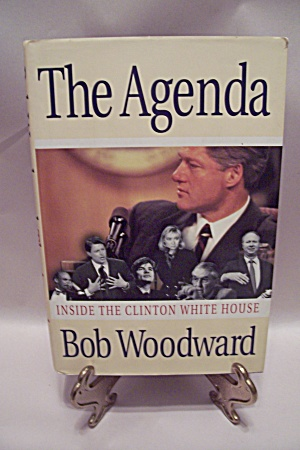 The Agenda - Inside The Clinton White House
