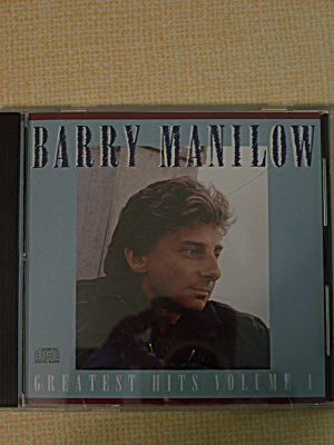 Barry Manilow Greatest Hits Volume 1