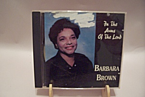 Brown Barbara In The Arms Of The Lord