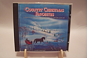 Country Christmas Favorites Volume I