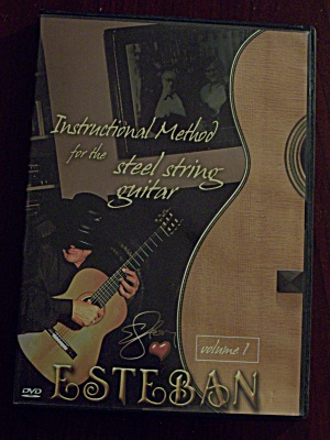 Instructional Method For The Steel String Guitar Vol. 1