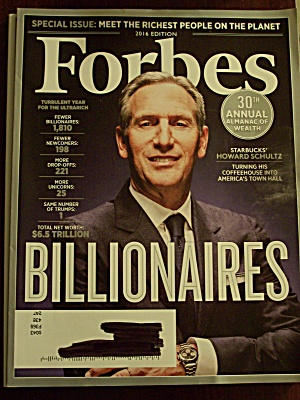 Forbes, Volume 197, Number 4, March 21, 2016