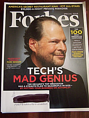 Forbes, Volume 198, No. 3, September 13, 2016
