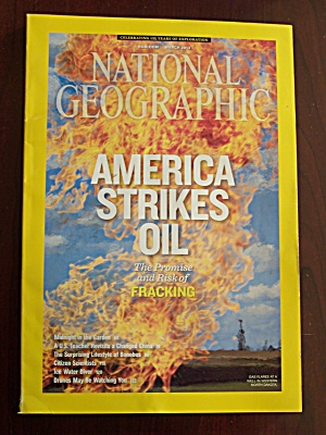 National Geographic, Volume 223, No. 3, March 2013