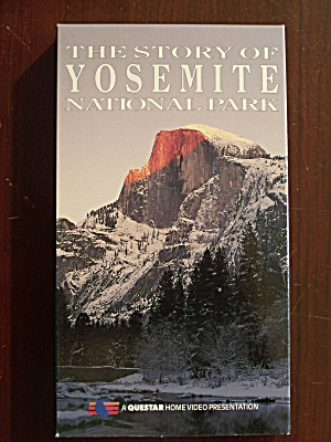 The Story Of Yosemite National Park