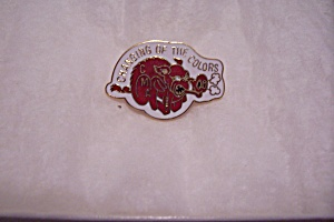1983 Changing Of The Colors Pin