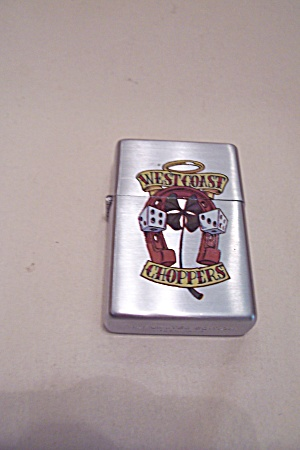 West Coast Choppers 2007 Limited Edition Pocket Lighter