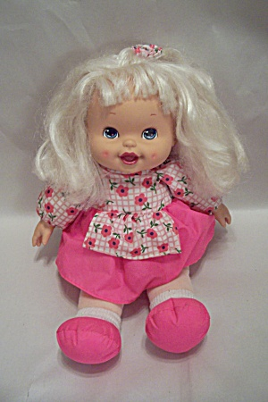 Micro Games Of America Talking Doll