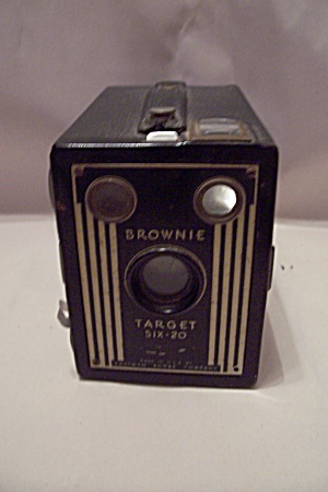 Brownie Target Six-20 Film Camera