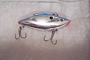 Silver Minnow Diving Fishing Lure