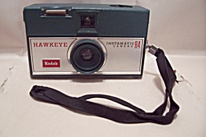 Kodak Hawkeye Instamatic R4 Film Camera