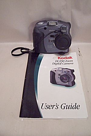 Kodak Dc290 Zoom Digital Camera