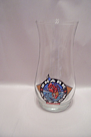 Red Lobster Shatk Attack Beer Glass