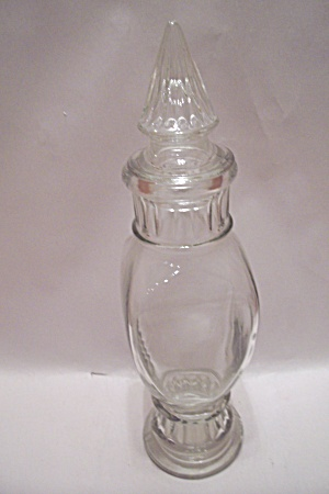 Crystal Glass Decanter With Stopper